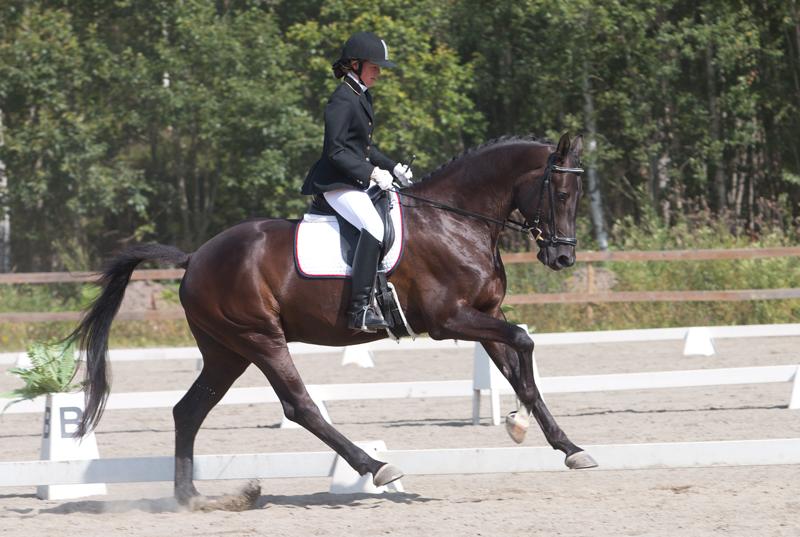 VINNER 4-ÅRSTEST: Ingrid Tang Hystad på RGS Cenzation e. Ampere/Nactus.