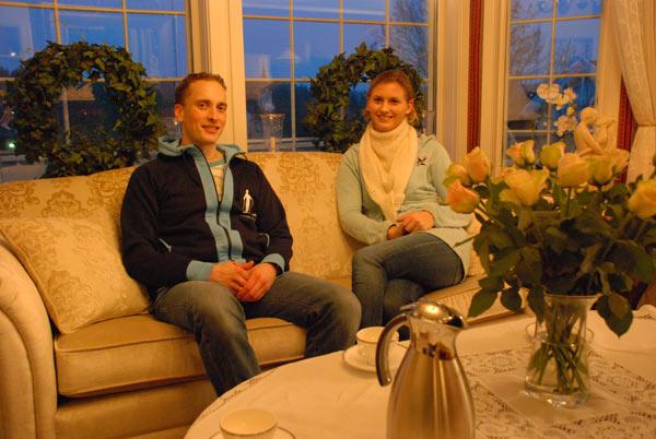 Både Kristine og Ole Kristian har vært aktive i Norsk Varmblod. Ole Kristian har sittet som leder for Region Østfold i et år nå og ble nylig valgt inn i styret til Norsk Varmblod.