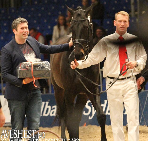 JJ Zinfandel Grønvang med Ole-Jørgen Jørgentvedt fra JJ Horses