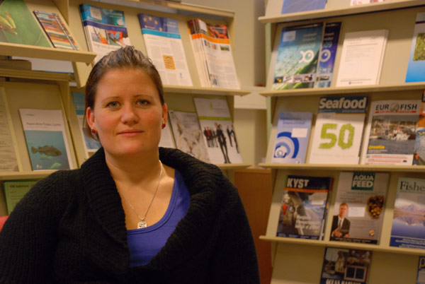 Siri Furre har fått jobben med å utarbeide avlsverdier for norsk varmblods ridehest.